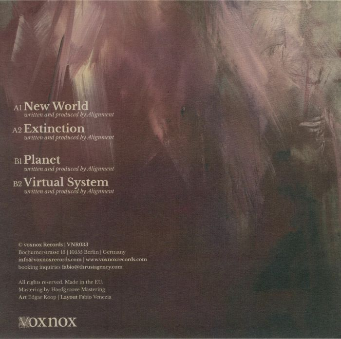 ALIGNMENT - New World EP