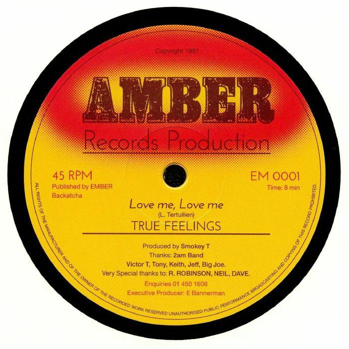 TRUE FEELINGS - Love Me Love Me