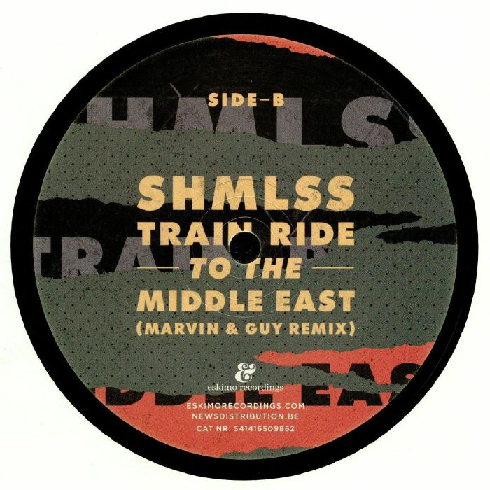 SHMLSS - Train Ride To The Middle East