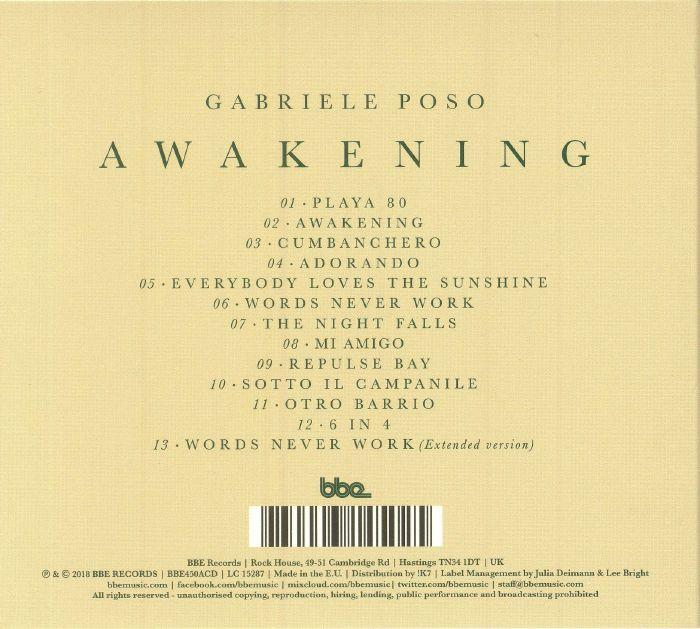 POSO, Gabriele - Awakening