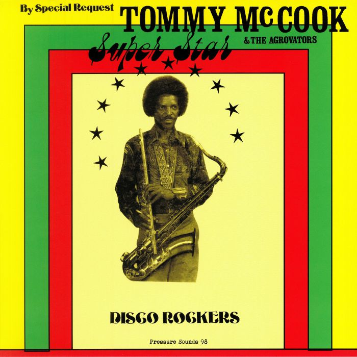 McCOOK, Tommy/THE AGGROVATORS - Super Star Disco Rockers