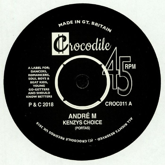 ANDRE M - Kenzys Choice