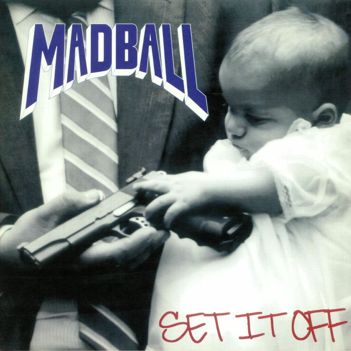 MADBALL - Set It Off (reissue)