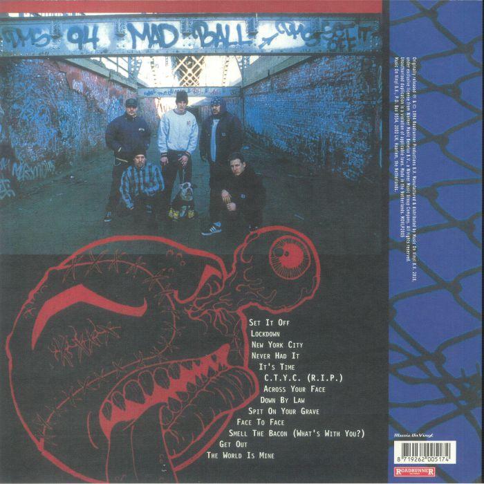 MADBALL - Set It Off (reissue)