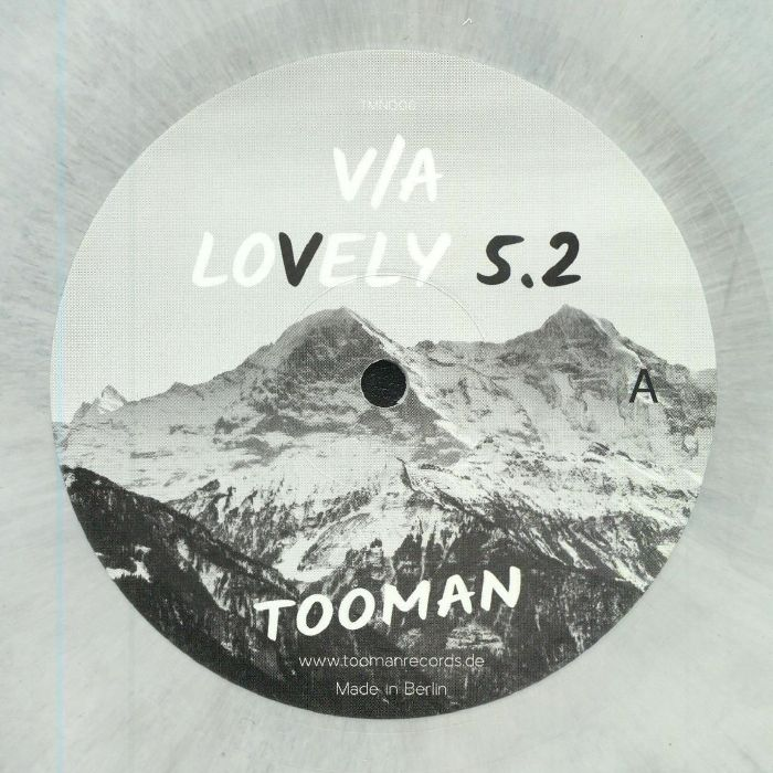 REPLIKA/EVAN MICHAEL/HANNES HEISSTER/JEFF FADER/QUADRAKEY - Lovely 5.2