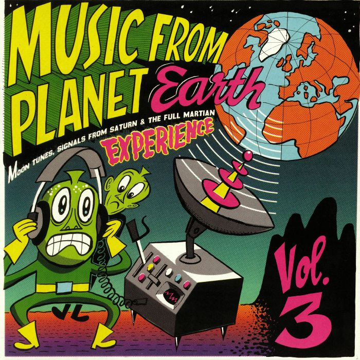 VARIOUS - Music From Planet Earth Vol 3