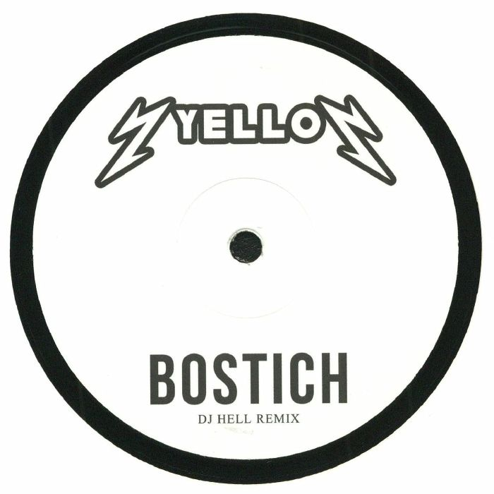 YELLO - Bostich (DJ Hell Remix)