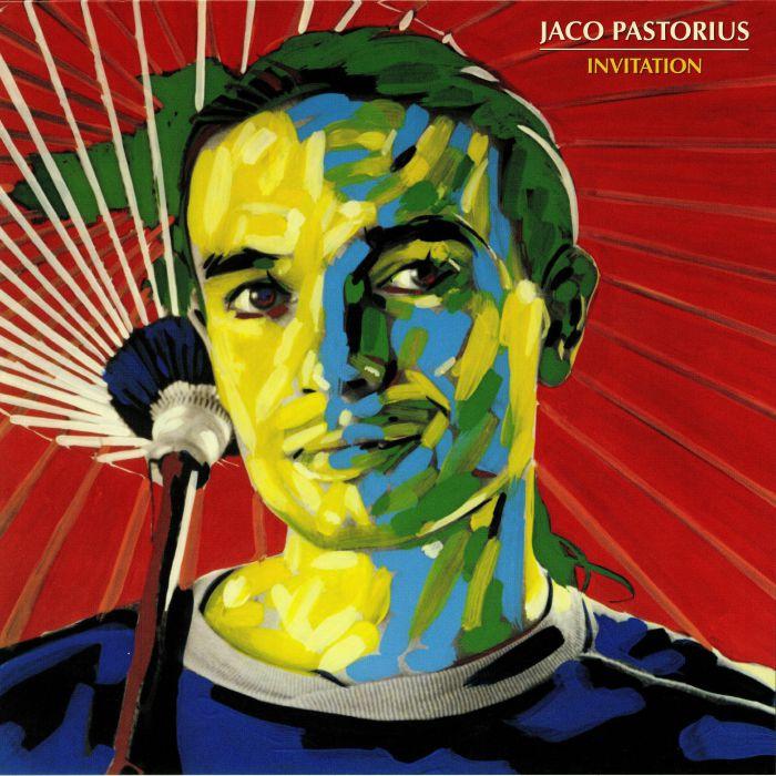 PASTORIUS, Jaco - Invitation (reissue)
