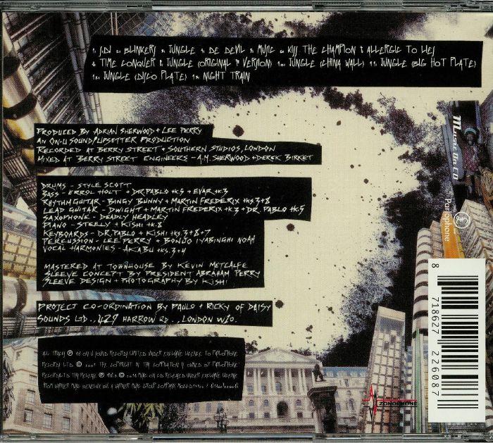 PERRY, Lee Scratch/DUB SYNDICATE - Time Boom X De Devil Dead
