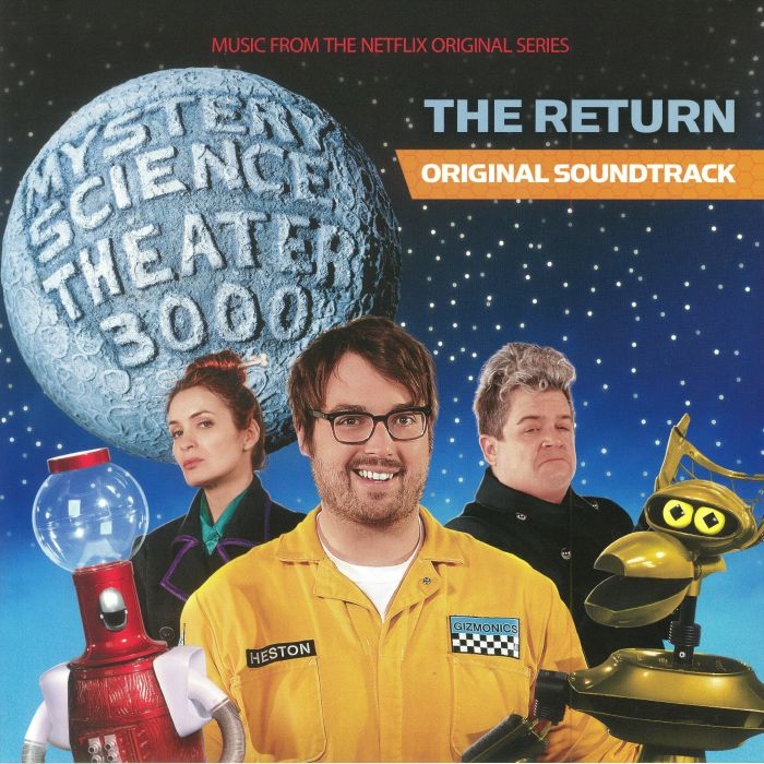VARIOUS - Mystery Science Theater 3000: The Return (Soundtrack)