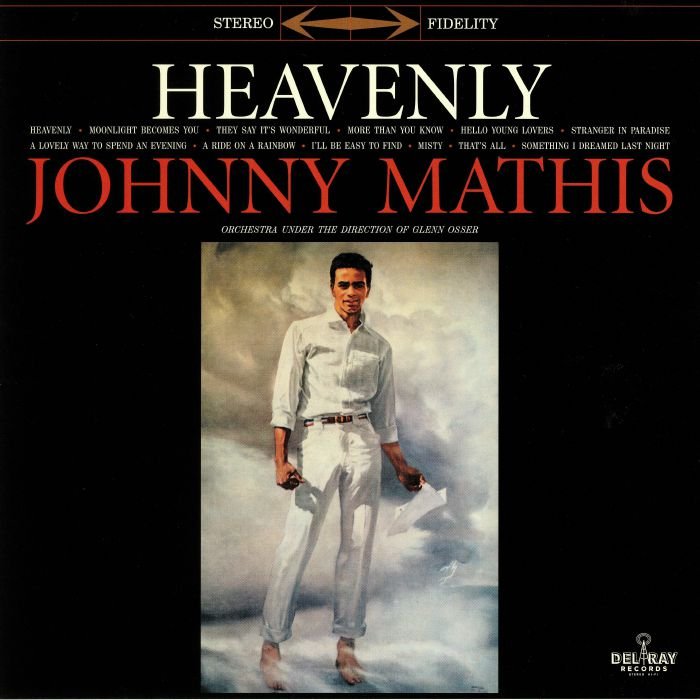 MATHIS, Johnny - Heavenly (reissue)