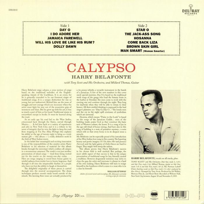 BELAFONTE, Harry - Calypso (reissue)