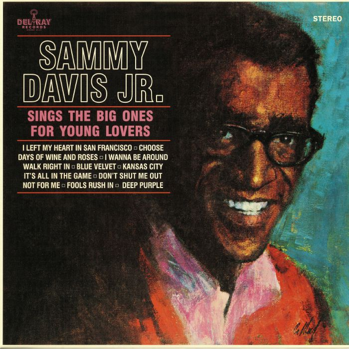 DAVIS JR, Sammy - Sings The Big Ones For Young Lovers (reissue)