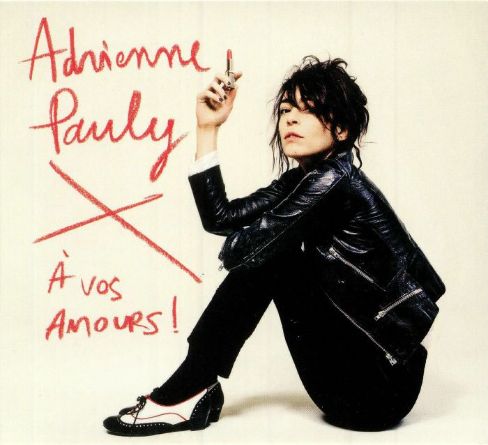 PAULY, Adrienne - A Vos Amours