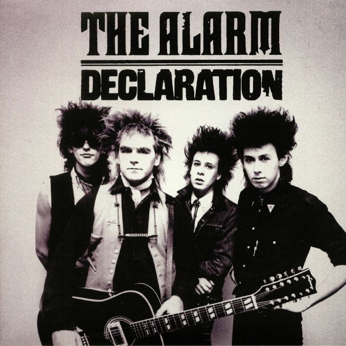 ALARM, The - Declaration 1984-1985