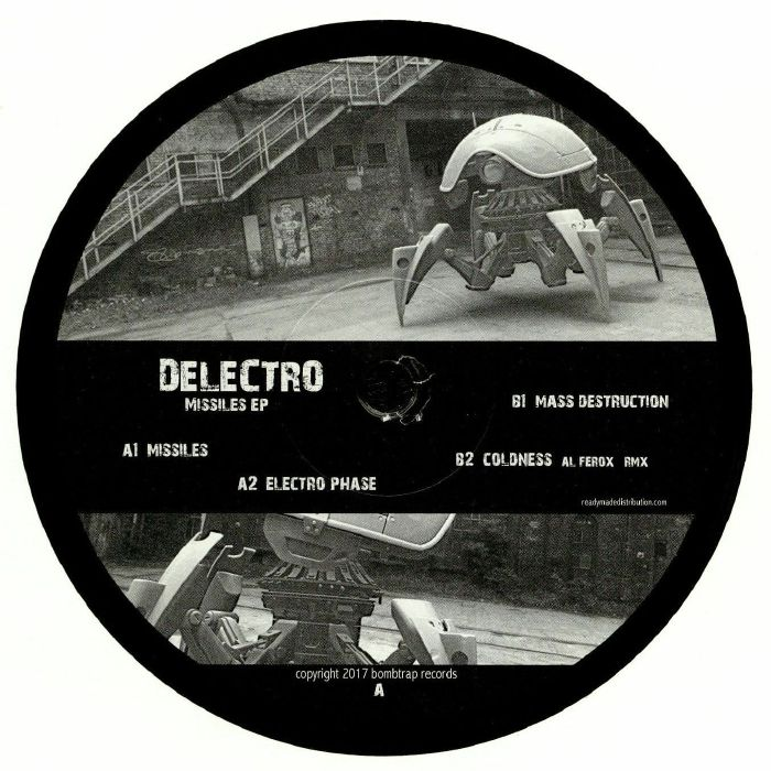 DELECTRO - Missiles EP
