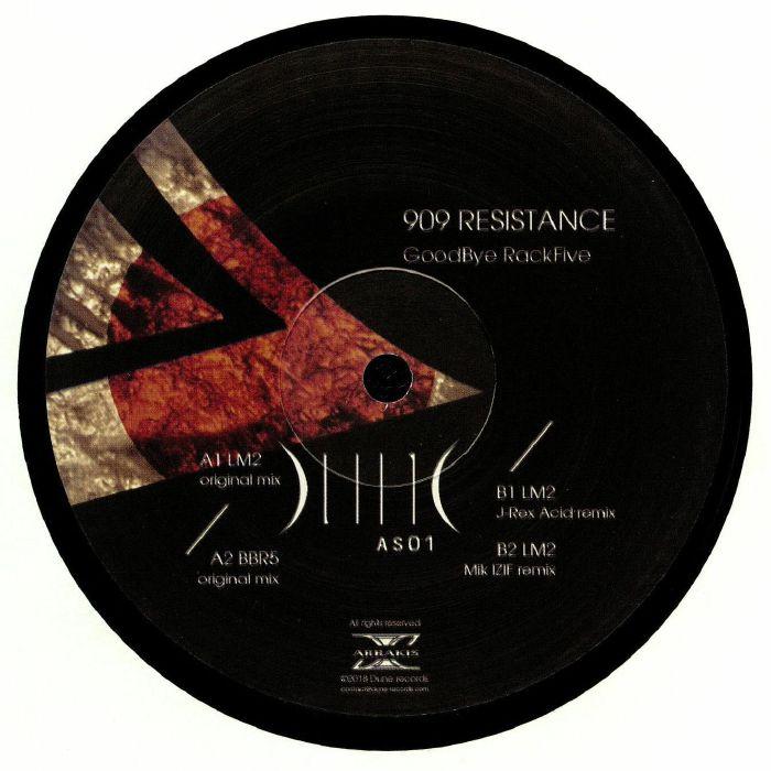 909 RESISTANCE - GoodBye RackFive