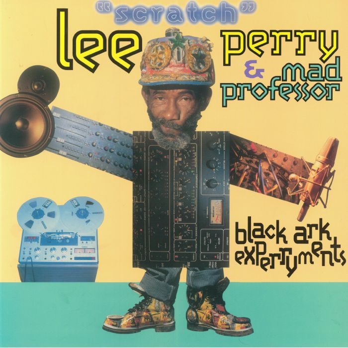 LEE SCRATCH PERRY/MAD PROFESSOR - Black Ark Experryments