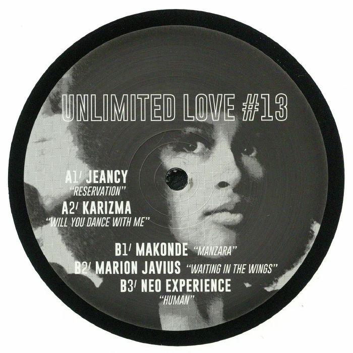 JEANCY/KARIZMA/MAKONDE/MARION JAVIUS/NEO EXPERIENCE - Unlimited Love #13