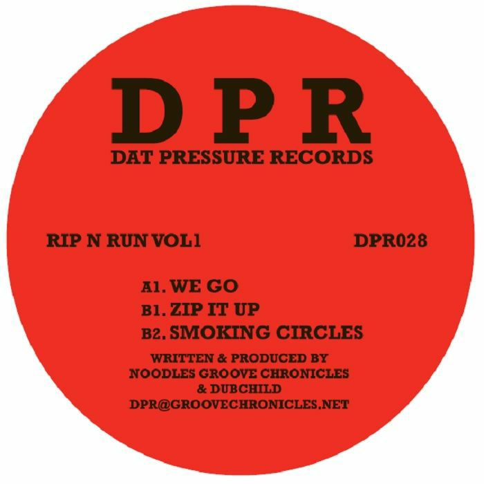 NOODLES GROOVECHRONICLES/DUBCHILD - Rip N Run Vol 1