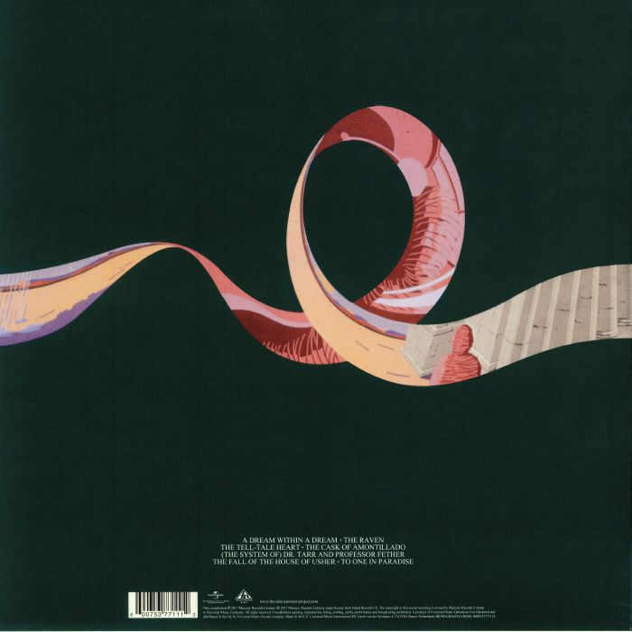 ALAN PARSONS PROJECT, The - Tales Of Mystery & Imagination: Edgar Allan Poe