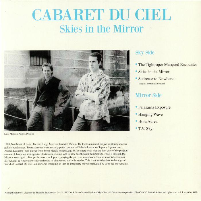 CABARET DU CIEL - Skies In The Mirror