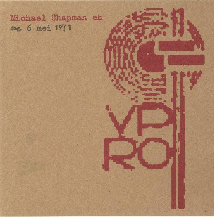 CHAPMAN, Michael - Live VPRO 1971