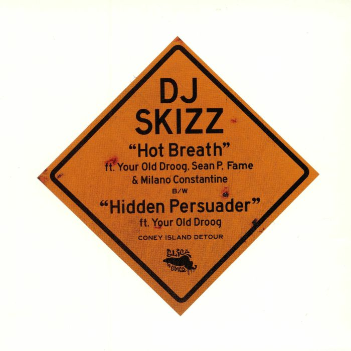 DJ SKIZZ feat YOUR OLD DROOG - Coney Island Detour