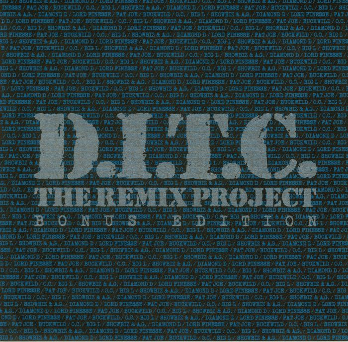 DITC - The Remix Project: Bonus Edition