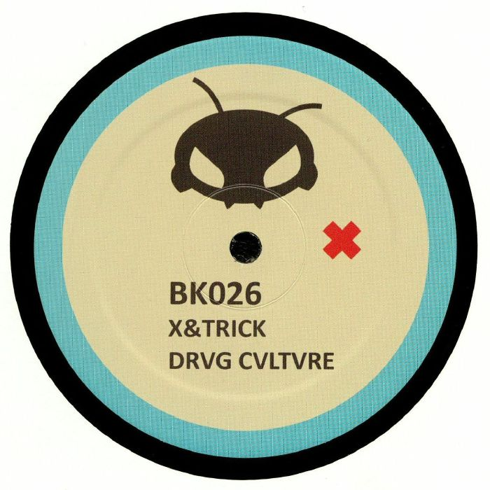 X&TRICK/DRVG CVLTVRE - BK 026