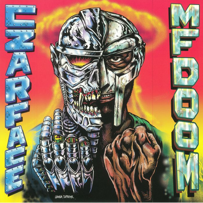 CZARFACE/MF DOOM - Czarface Meets Metal Face
