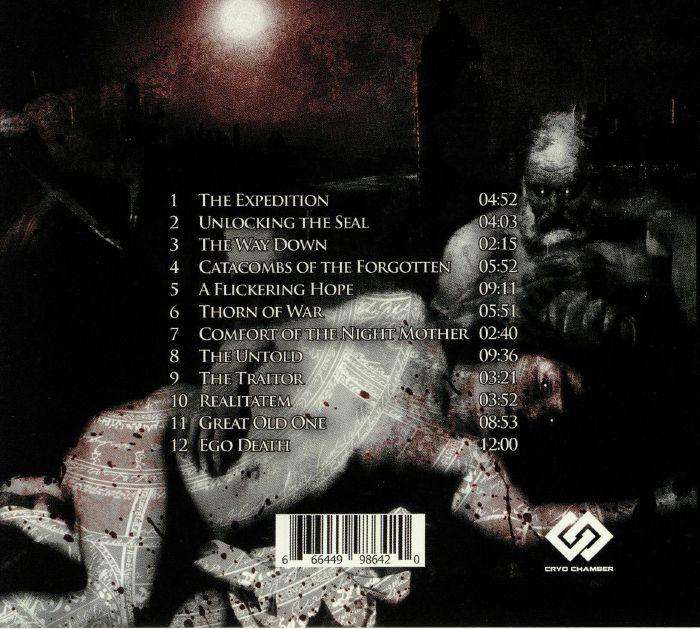 ATRIUM CARCERI - The Untold