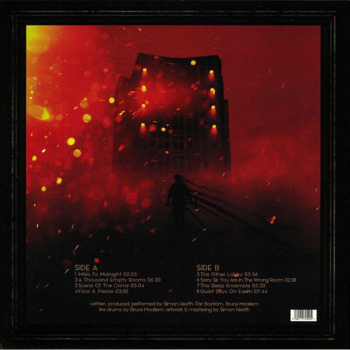 ATRIUM CARCERI/CITIES LAST BROADCAST/GOD BODY DISCONNECT - Miles To Midnight