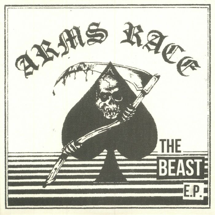 ARMS RACE - The Beast EP