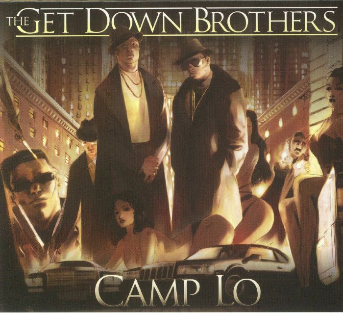 Image result for Camp Lo - The Get Down Brothers (Vodka & Milk) $19.99