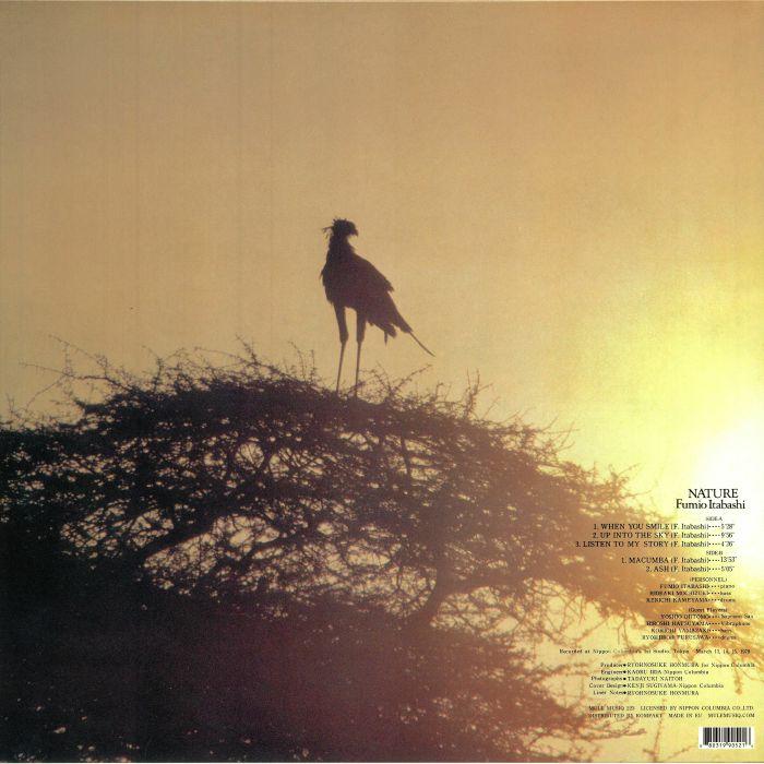 ITABASHI, Fumio - Nature (reissue)