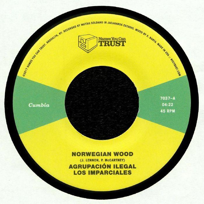 AGRUPACION ILEGAL LOS IMPARCIALES - Norwegian Wood