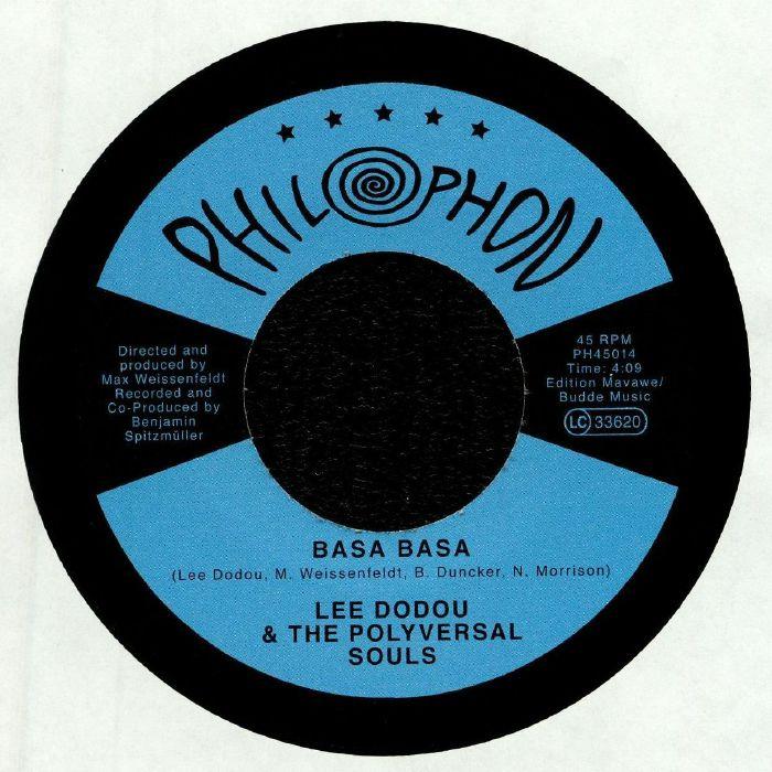 DODOU, Lee/THE POLYVERSAL SOULS - Basa Basa