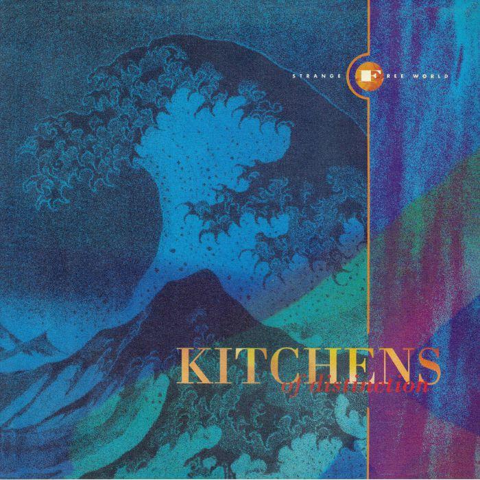 KITCHENS OF DISTINCTION   Strange Free World (reissue)