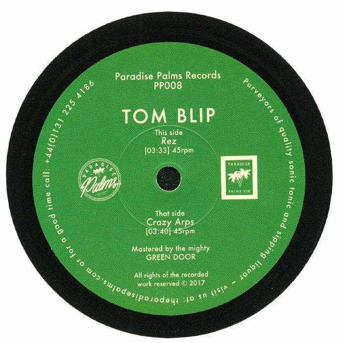 BLIP, Tom - Rez