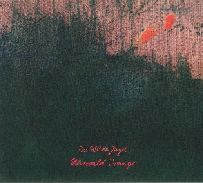 DIE WILDE JAGD - Uhrwald Orange