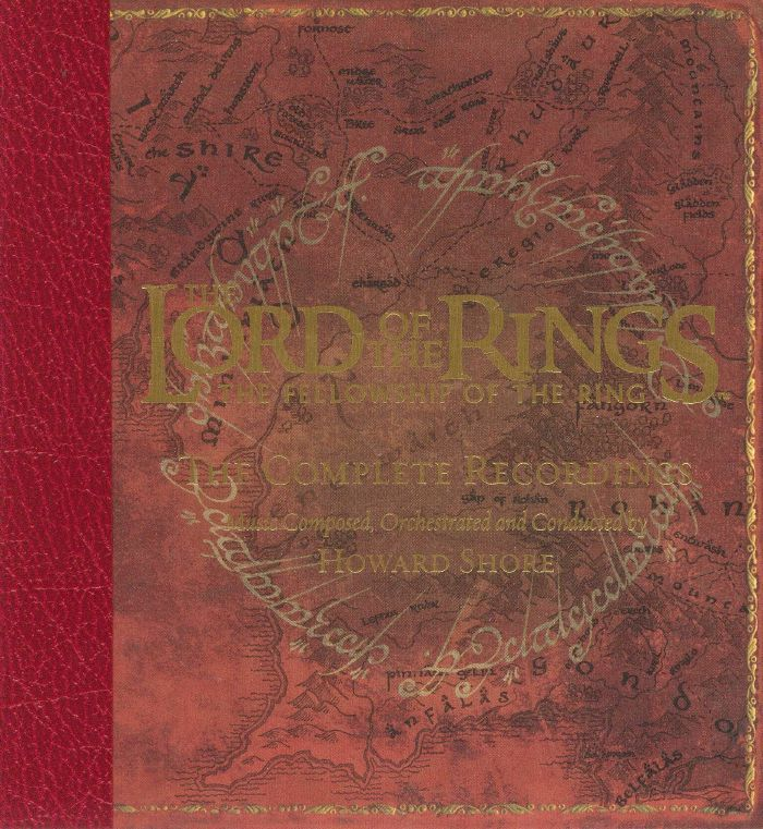 SHORE, Howard - The Lord Of The Rings: The Fellowship Of The Ring: The Complete Recordings