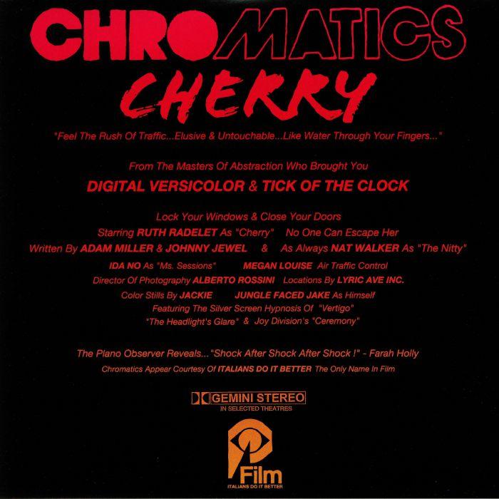 CHROMATICS - Cherry (Expanded Edition)