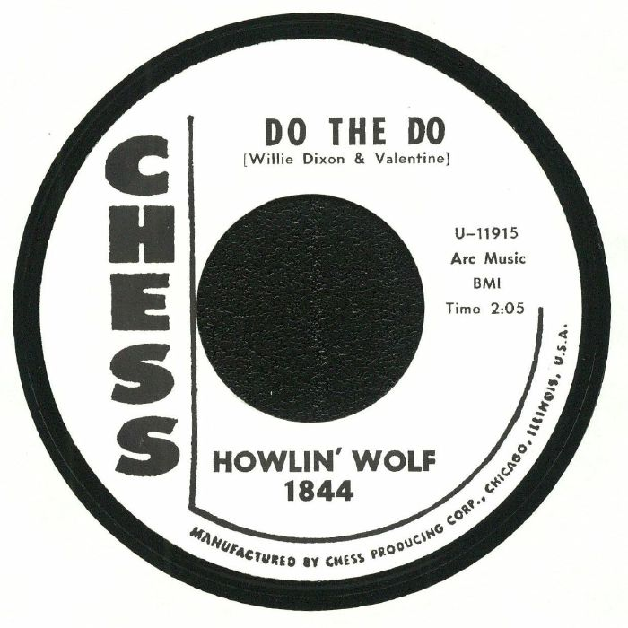 HOWLIN' WOLF - Just Like I Treat You