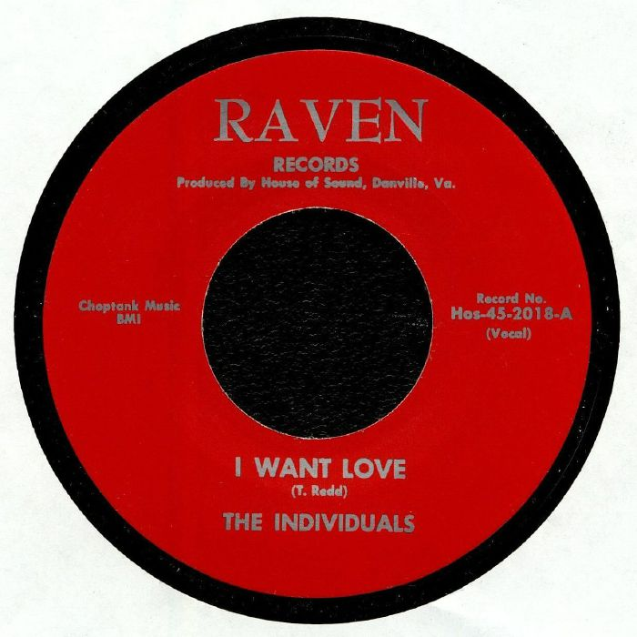 INDIVIDUALS, The - I Want Love