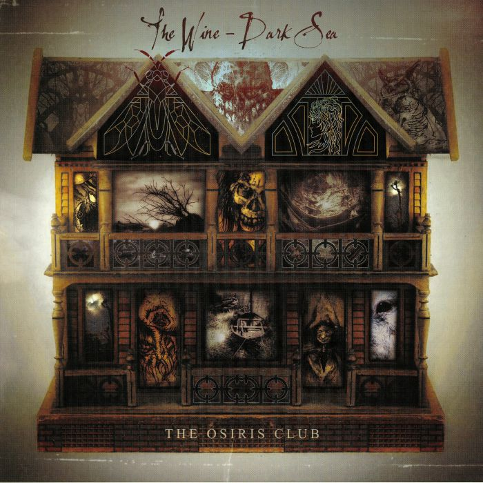 OSIRIS CLUB, The - The Wine Dark Sea