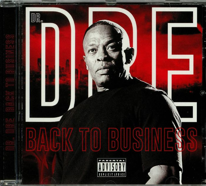 DR DRE - Back To Business