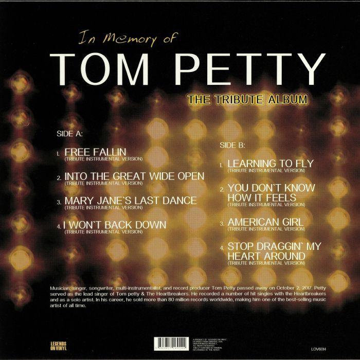 PETTY, Tom - In Memory Of Tom Petty: The Tribute Album