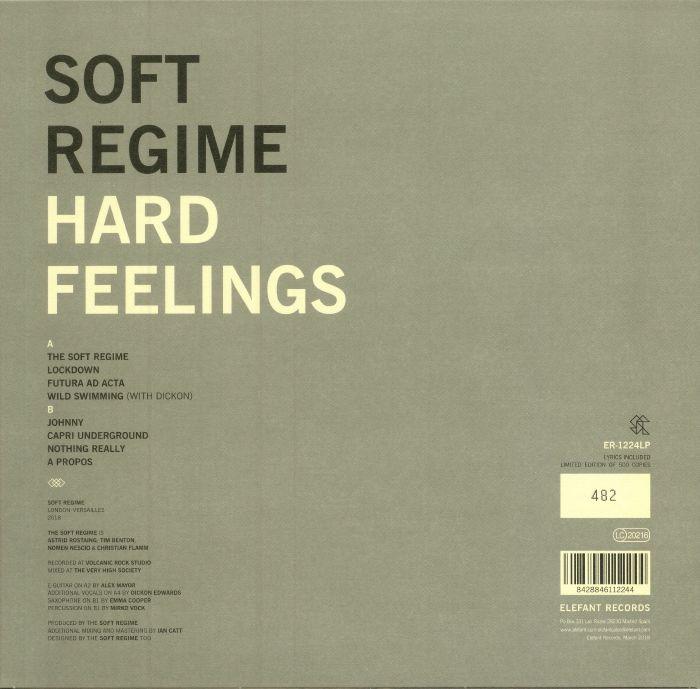 SOFT REGIME - Hard Feelings