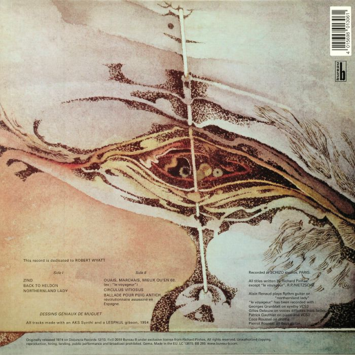 HELDON - Electronique Guerilla (reissue)